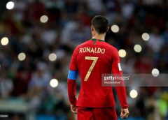 Cristiano Ronaldo could move in PSG