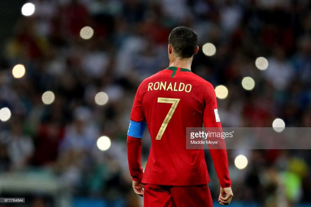 Cristiano Ronaldo, Portugal, World Cup 2018