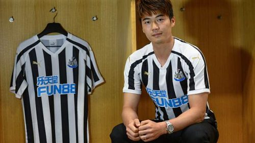 Newcastle United sign Ki Sung-yueng from Swansea