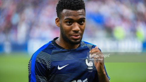 Thomas Lemar set to join Atlético Madrid