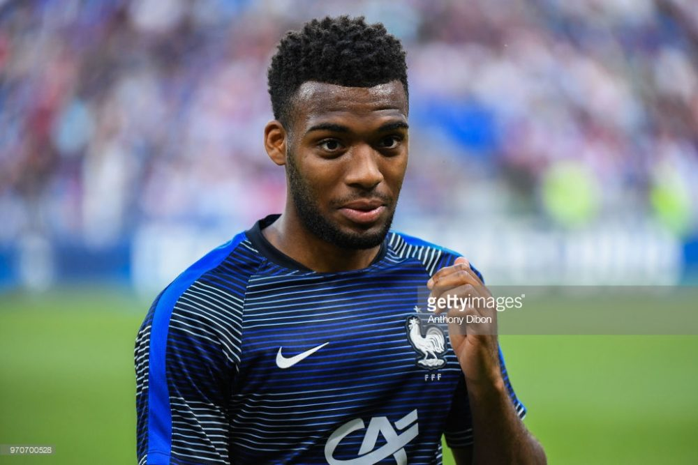 Thomas Lemar, France