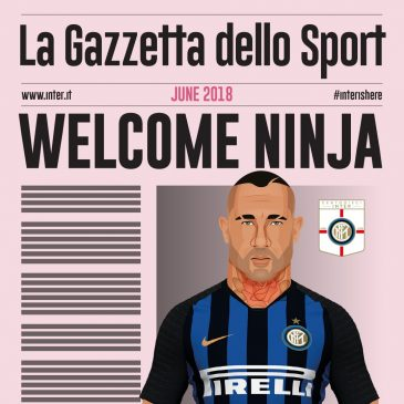 Inter Milan sign Radja Nainggolan for £21m