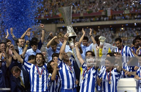 UEFA Cup Final. Seville, Spain. 21st May 2003. Celtic 2 v FC Porto 3