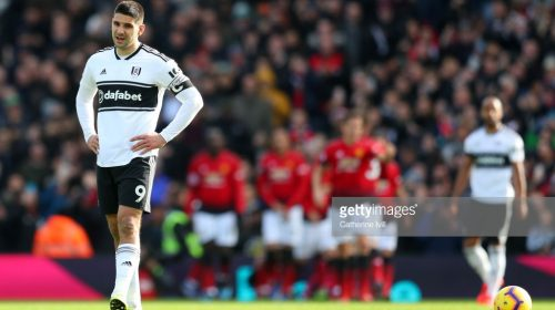 Aleksandar Mitrovic to join West Ham United?