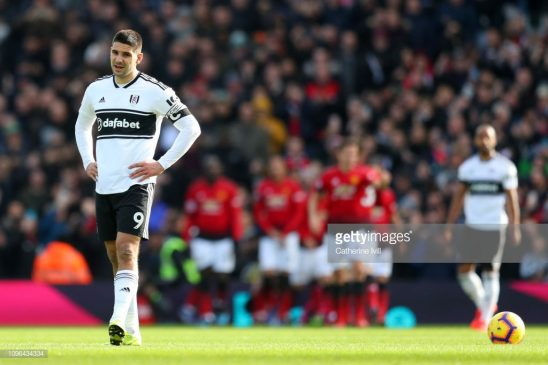Aleksandar Mitrovic of Fulham