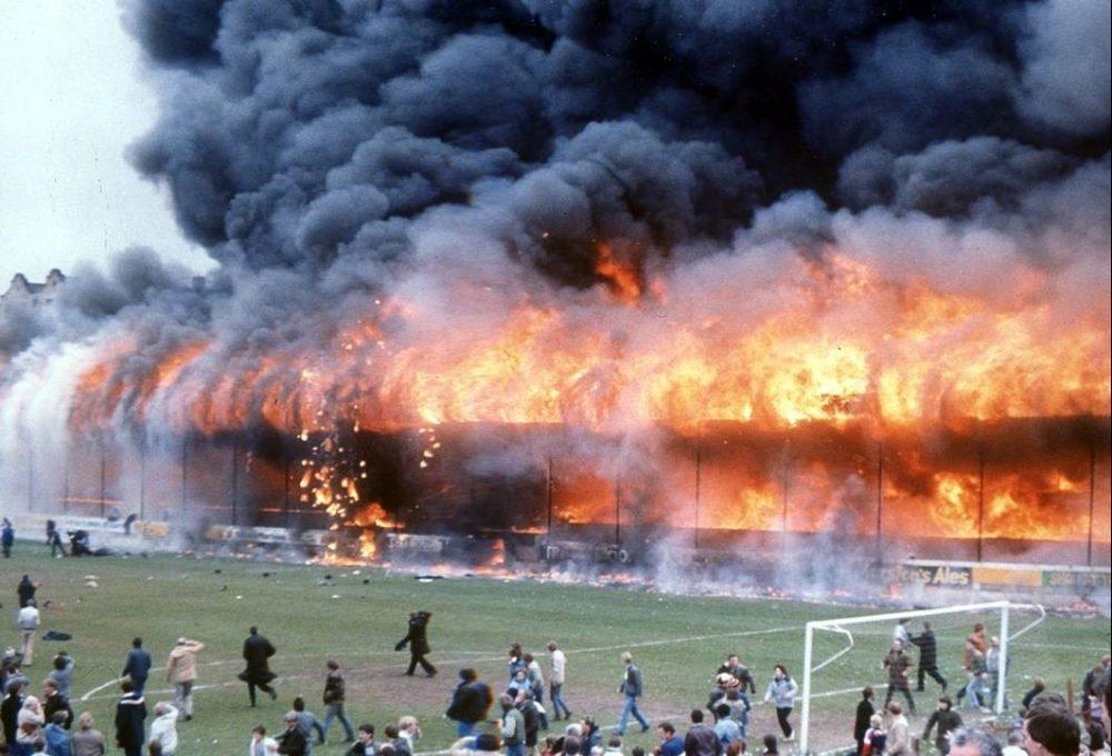 Bradford City stadium fire