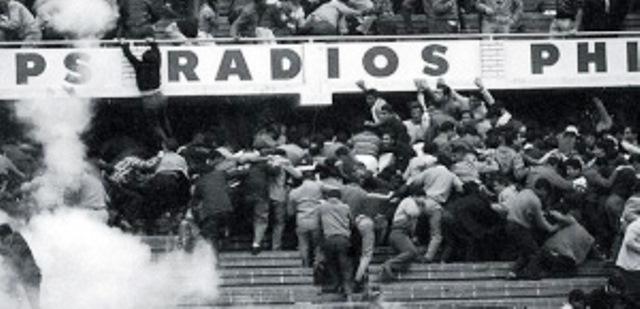 Estadio Nacional disaster, Lima