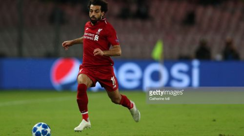 Juventus With Mo Salah on Their Wishlist