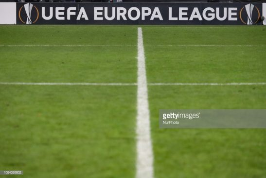 UEFA EUROPA LEAGUE banner logo