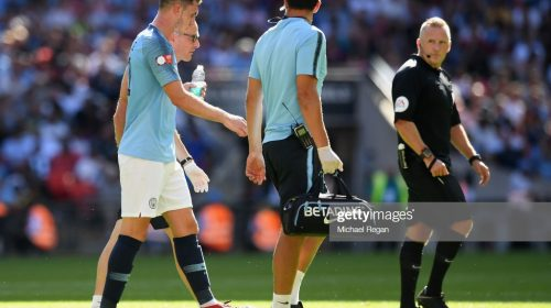 Manchester City Chances to win EPL after injuries of Laporte and Fernandinho