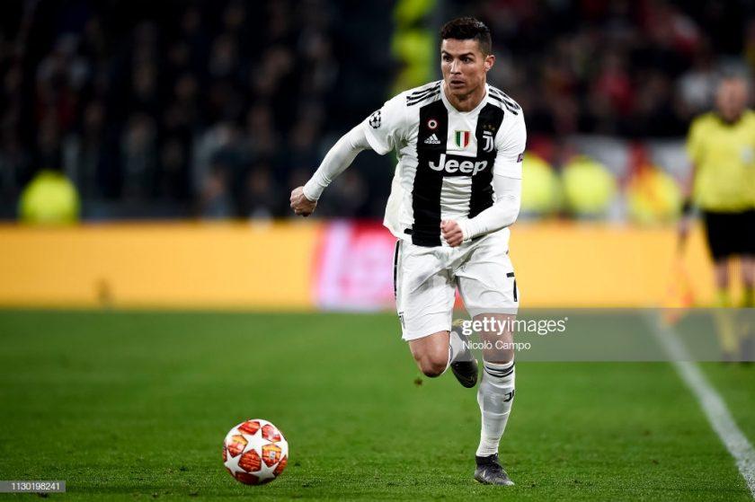 Cristiano Ronaldo of Juventus FC