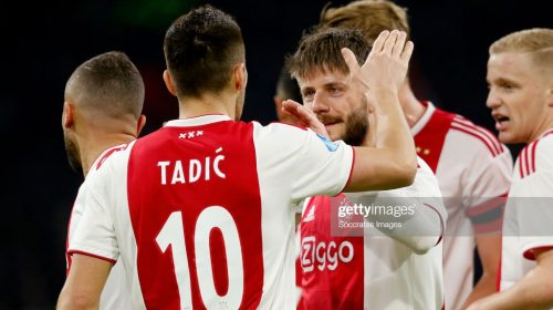 Can Ajax Eliminate Juventus?