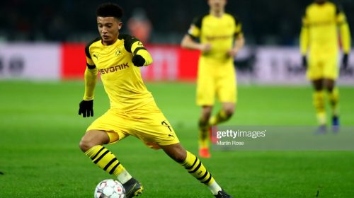Is £80million Enough for Jadon Sancho to join Manchester United?
