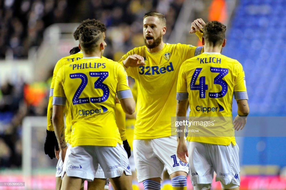 Mateusz Klich of Leeds United
