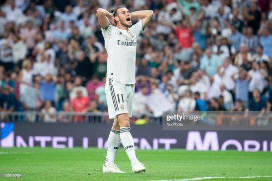 Real Madrid, Gareth Bale
