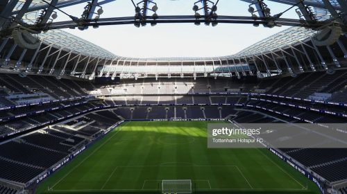 First Game At New Stadium: Tottenham Hotspur To Play Crystal Palace