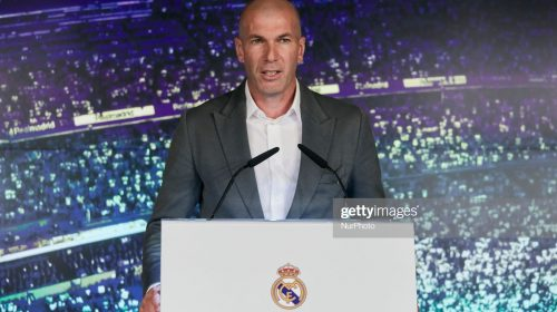 Zinedine Zidane Returns to Real Madrid