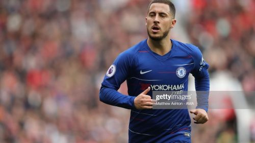 Chelsea With Two Potential Replacements for Eden Hazard