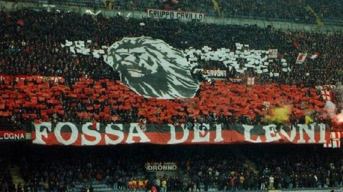 Italy - The Birthplace of Football Ultras