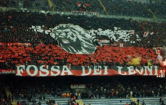 Fossa Dei Leoni - AC Milan supporters group