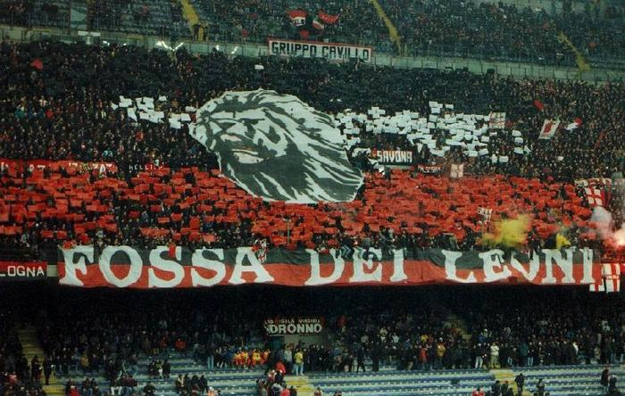 Fossa Dei Leoni - AC Milan supporters group