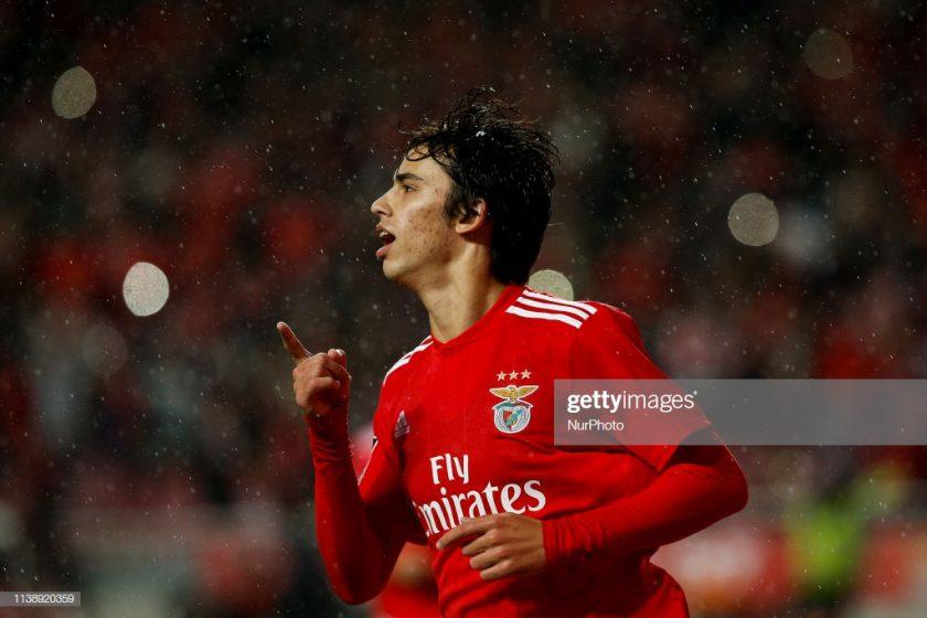 Joao Felix of Benfica