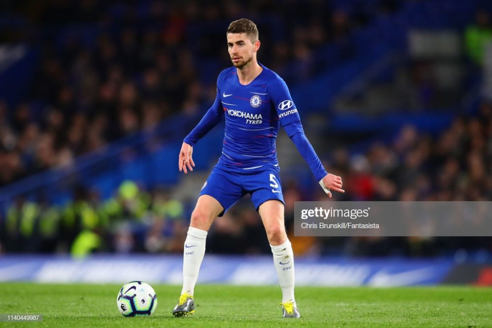 Jorginho of Chelsea