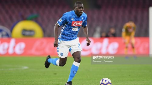 Liverpool plotting shock swoop for Kalidou Koulibaly