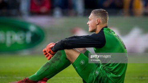 Kjell Scherpen Punished by Ajax in a school-like Fashion