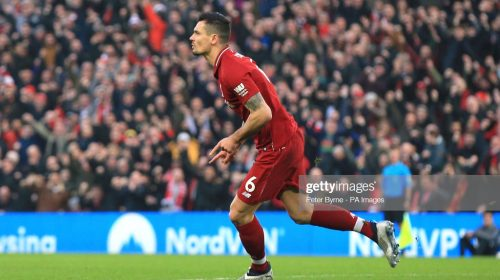 Is Dejan Lovren Moving to Serie A?