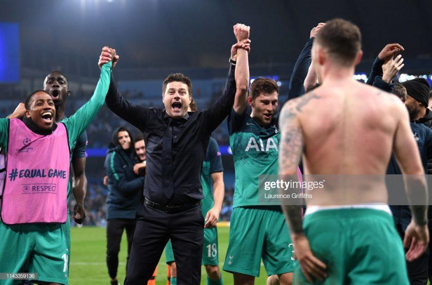 Mauricio Pochettino, Manager of Tottenham Hotspur
