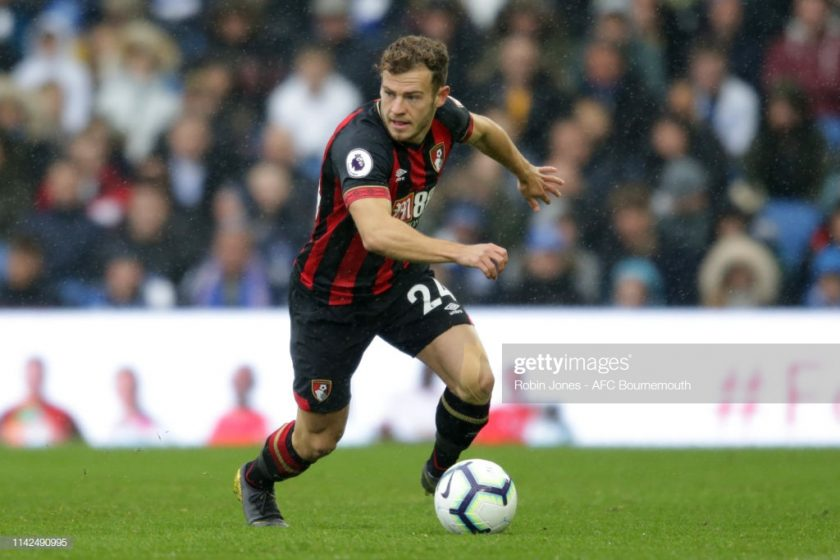 Ryan Fraser of Bournemouth