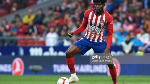 Is Thomas Partey moving to Manchester United?