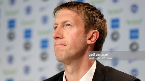 Graham Potter Appointed As New Brighton Manager