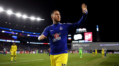 Chelsea and Eden Hazard Parting Ways