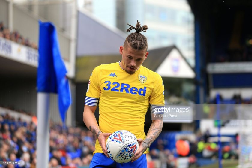 Kalvin Phillips of Leeds United