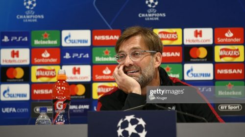 Liverpool Hoping They Can Overcome Barcelona at Anfield