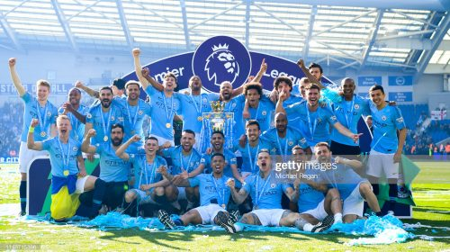 Manchester City Win the Title in A Closely Fought Race Against Liverpool