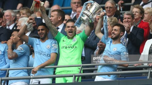 Manchester City Achieved Treble After a Dominant Performance in The FA Cup Finals