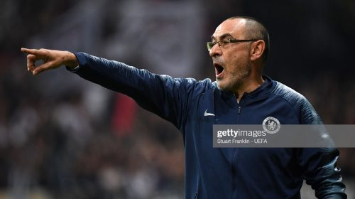 Sarri Could Return to the Italian Peninsula Rumours Suggest