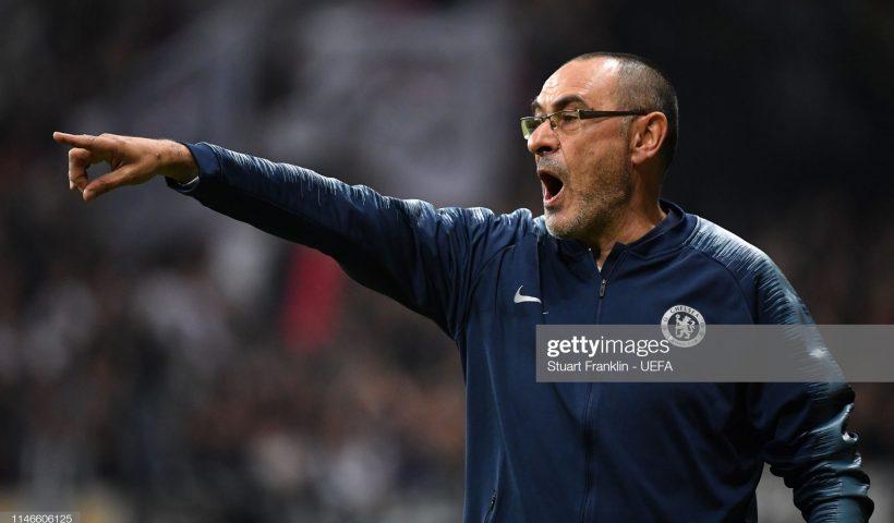 Maurizio Sarri, head caoch of Chelsea