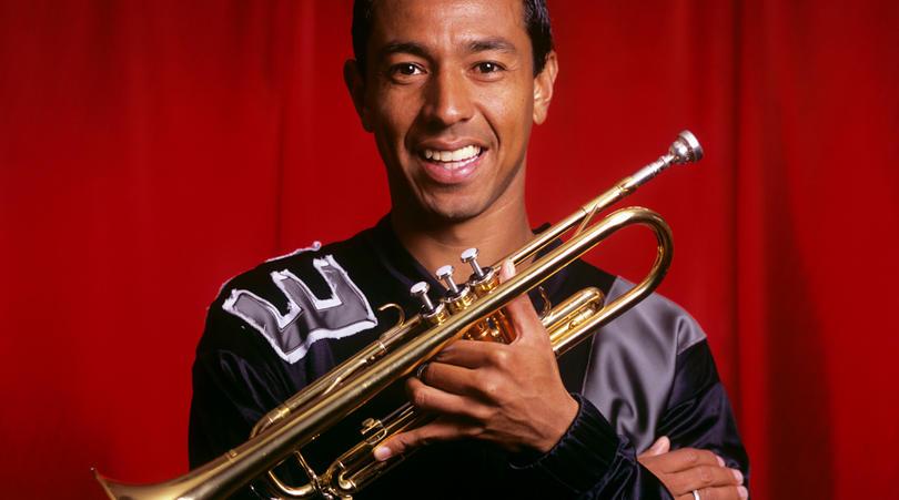 Nolberto Solano - Trumpet