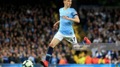 Phil Foden - The Manchester City Prodigy