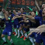 Chelsea Lift Their 2nd Europa League Title in Baku
