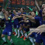 Chelsea Lift Their 2nd Europa League Title in Baku