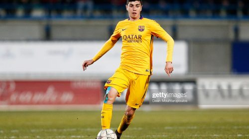 Leeds United Confirmed They Will Sign Barcelona B Forward Rafa Mujica