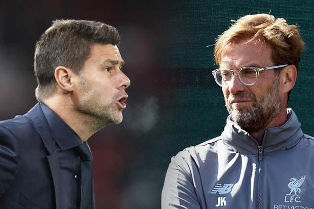 Tottenham-vs-Liverpool-Mauricio-Pochettino-Jurgen-Klopp-uefa-champions-league-final