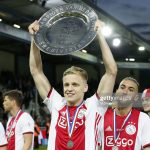 Donny van de Beek to join Real Madrid