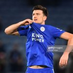 Harry Maguire Between Manchester United and Manchester City