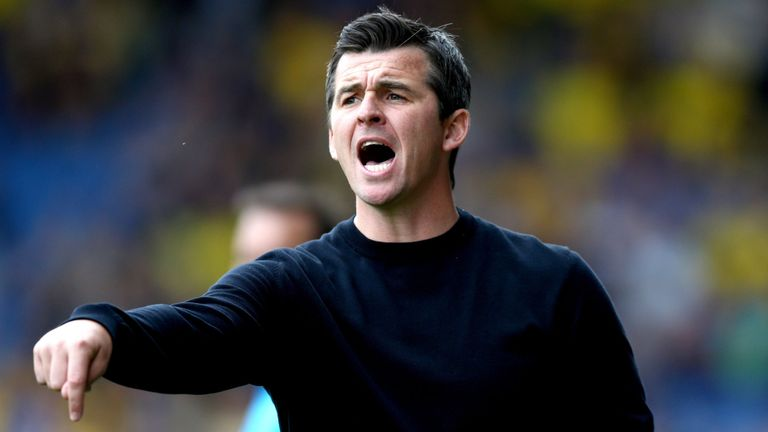 Joey Burton - football coach
